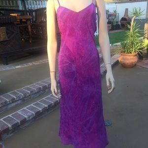 Guess Collection Silk Maxi Dress